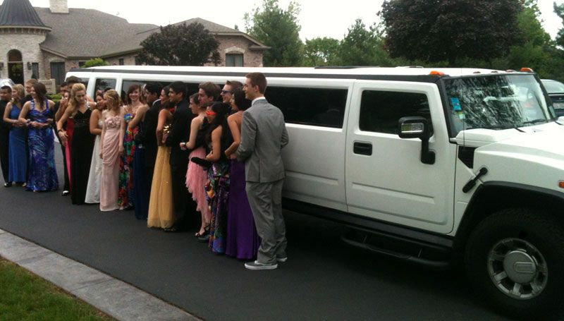 Prom-limo